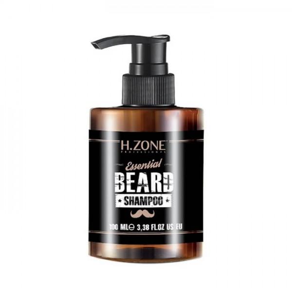 H-Zone Essential Beard Shampoo 100ml